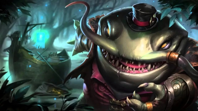 League Of Legends - Tahm Kench Login Music