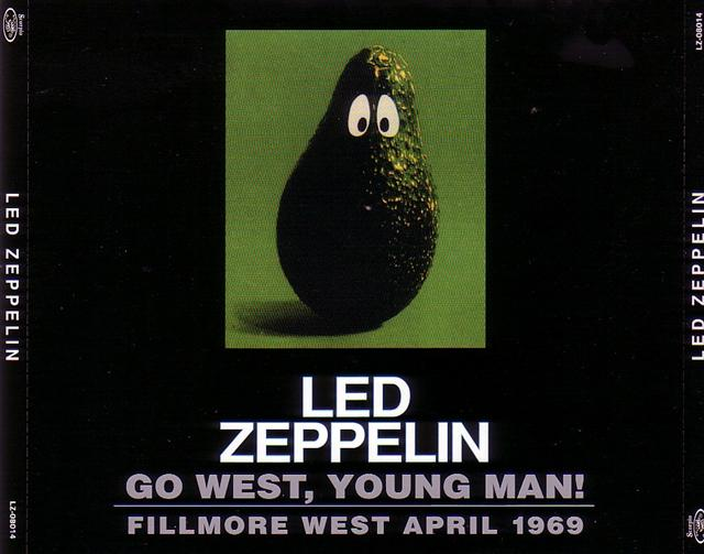 Led Zeppelin (1969-4-24) - 2 - Killing Floor