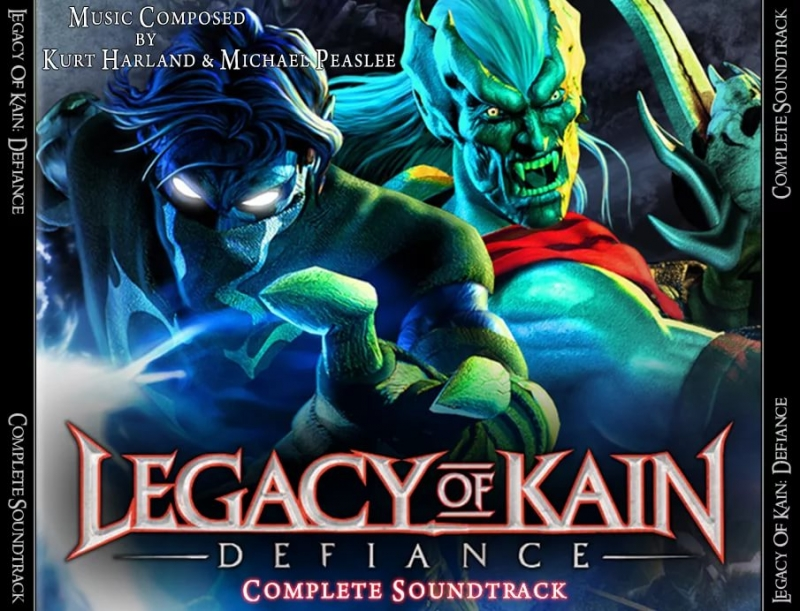 Legacy of Kain Defiance Announcement Trailer - - In the Crossfire
