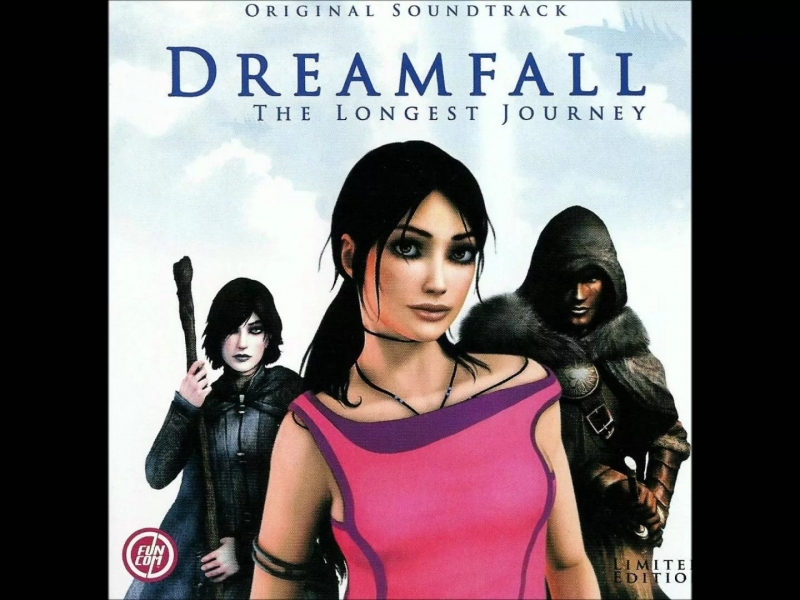 Leon Willett [Dreamfall The Longest Journey Original Soundtrack, 2006] - 02 - The Hospital Room
