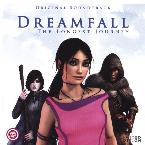 Leon Willett [Dreamfall The Longest Journey Original Soundtrack, 2006] - 06 - Northlands Forest