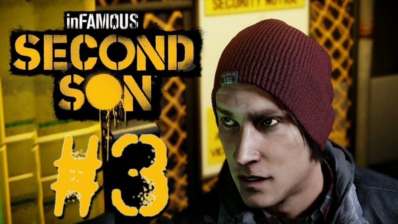 Lets Be Friends - Manslaughter [inFamous Second Son OST]
