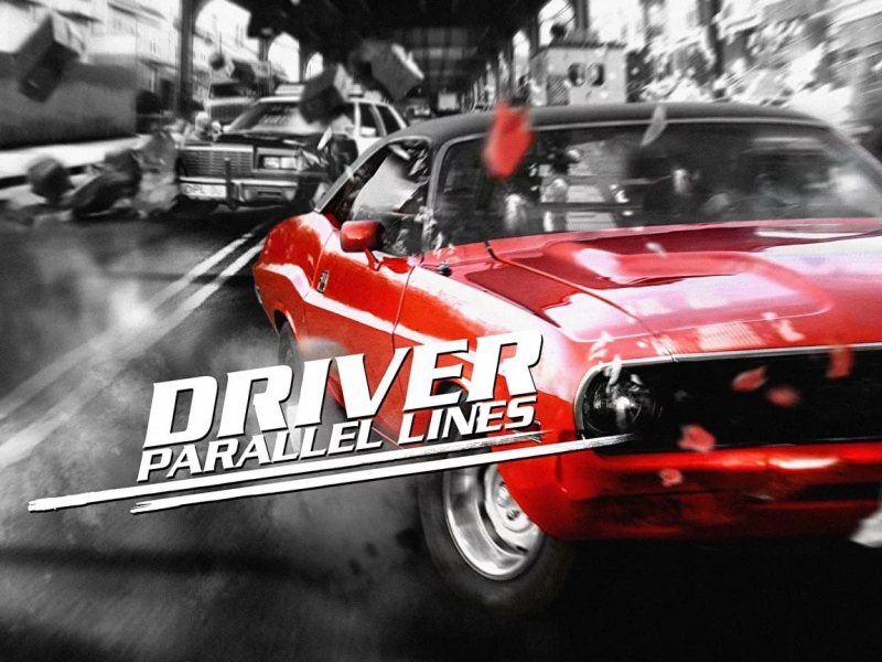 Libretto and Lifesaves - Volume Driver Parallel Lines