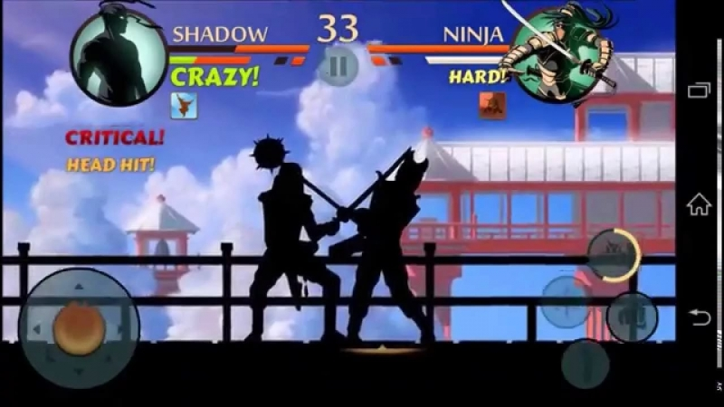 Lind Erebros \ Shadow Fight 2 - fight12 - deadly smoke Аудио группы 12503448