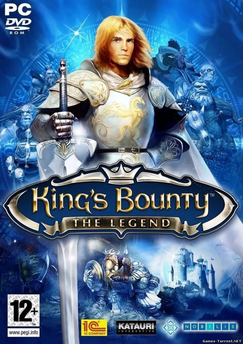 Lind Erebros - Temple of Eternity Kings Bounty
