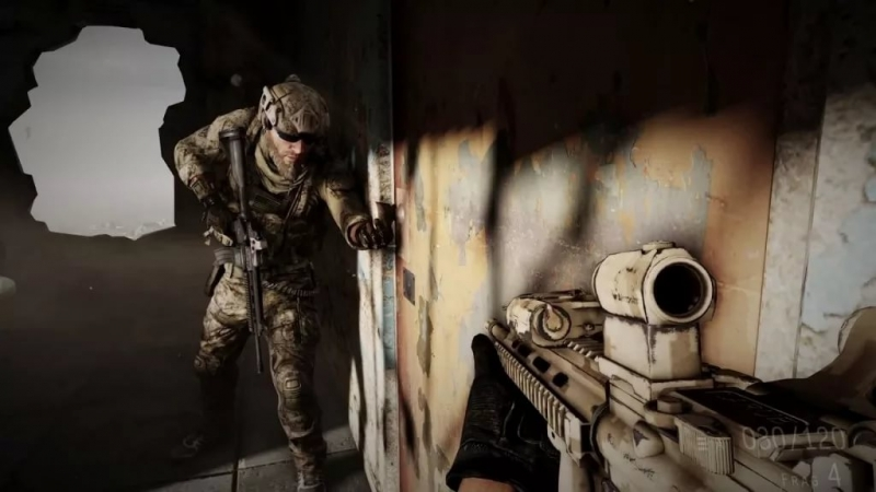 Linkin Park - Medal of Honor Warfighter Trailer - E3 2012 Multiplayer Gameplay - YouTubí