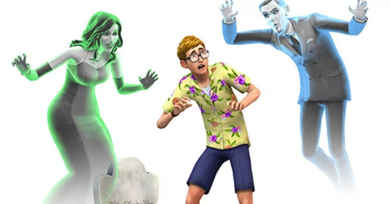 LoLo - Hit and Run Sims 4 Ghosts Trailer