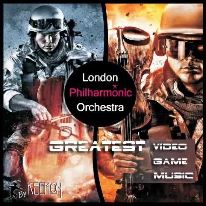 London Philharmonic Orchestra - The Greatest Video Game Musiс - 3 - Call Of Duty - Modern Warfare 2 Treme
