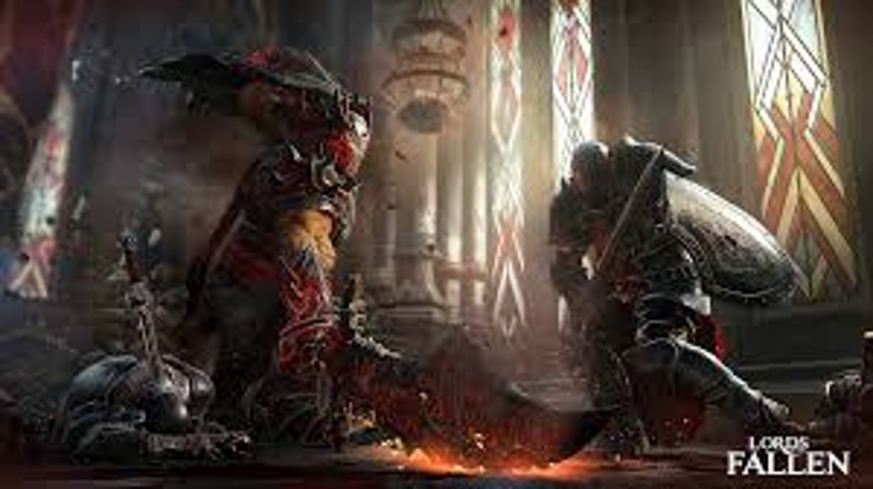 Lords of the Fallen - Sacrifice