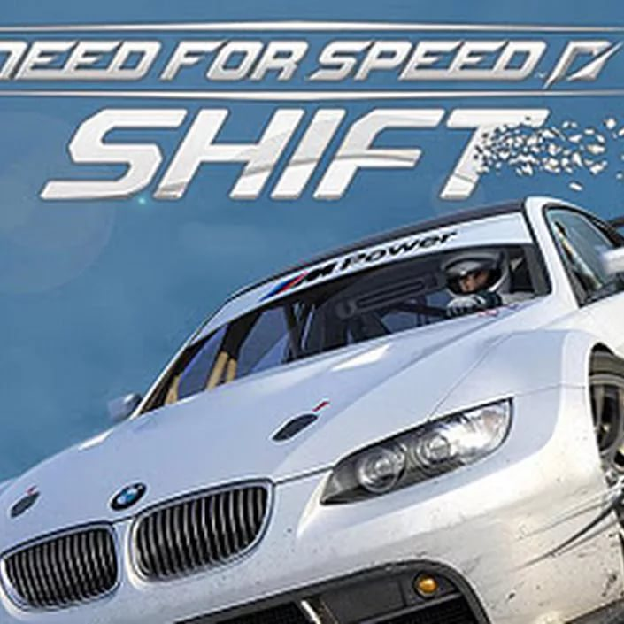 Lost weekend - из игры NEED FOR SPEED SHIFT