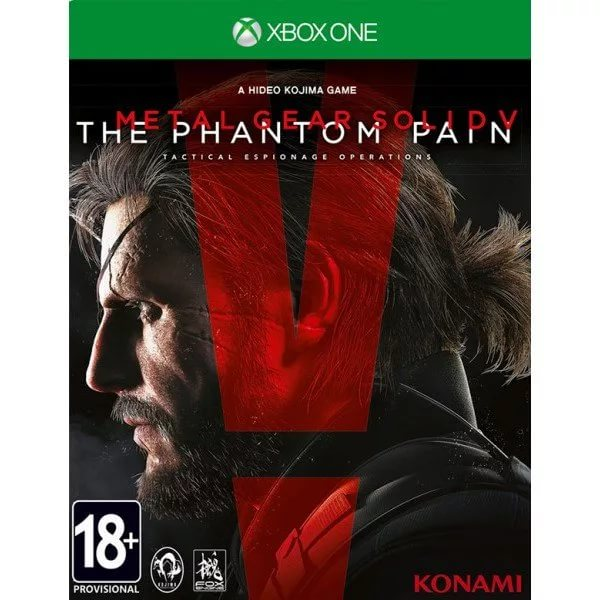Ludvig Forssell - A Phantom Pain OST Metal Gear Solid V The Phantom Pain