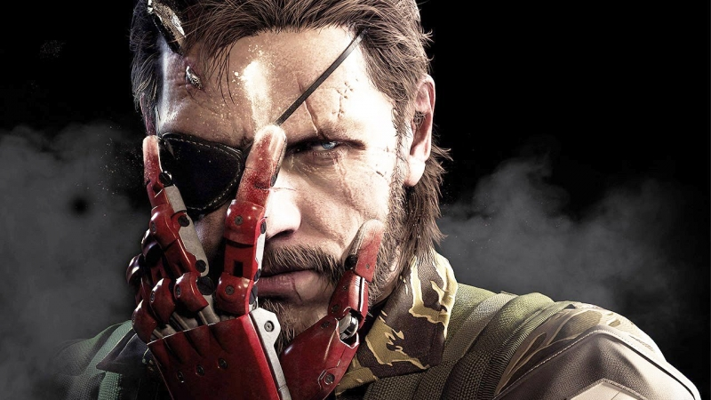 Ludvig Forssell - V Has Come To OST Metal Gear Solid 5  The Phantom Pain