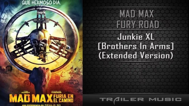 Mad Max _ Fury Road OST-12 - Brother In Arms