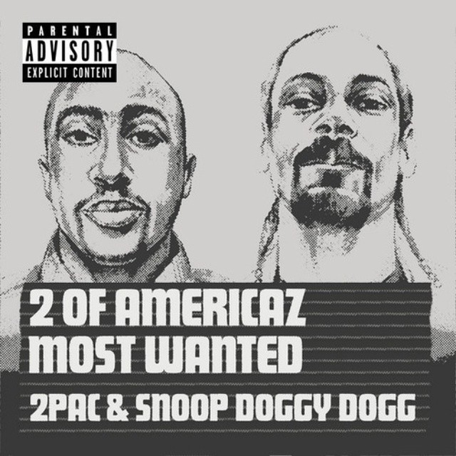Makaveli Feat Snoop Dogg - 2 Of Amerika's Most Wanted