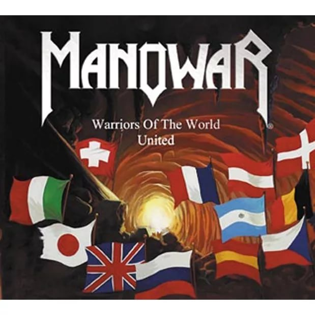 Manowar - Warriors Of The World United speed x1.25