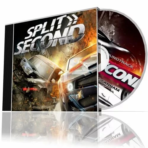 Marc Canham (OST Split Second Velocity) - Cars And Chaos
