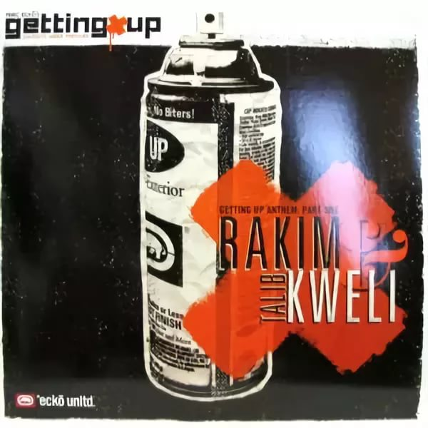 (Marc Ecko's Getting Up) Talib Kweli and Rakim