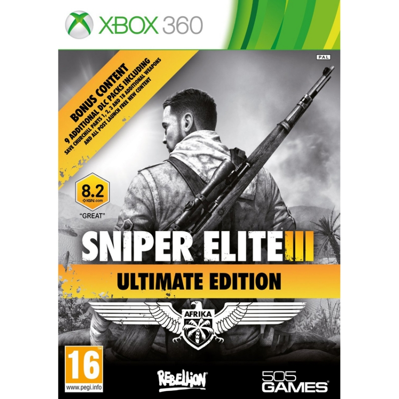 Mark Rutherford - Sniper Elite 4 Main Theme