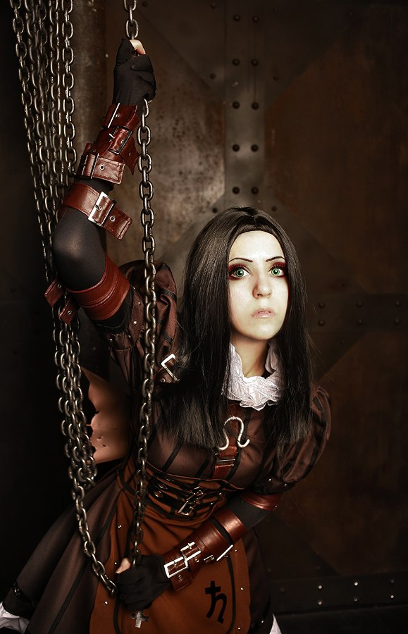 Marshall Crutcher - Madhouse Alice - Madness Returns