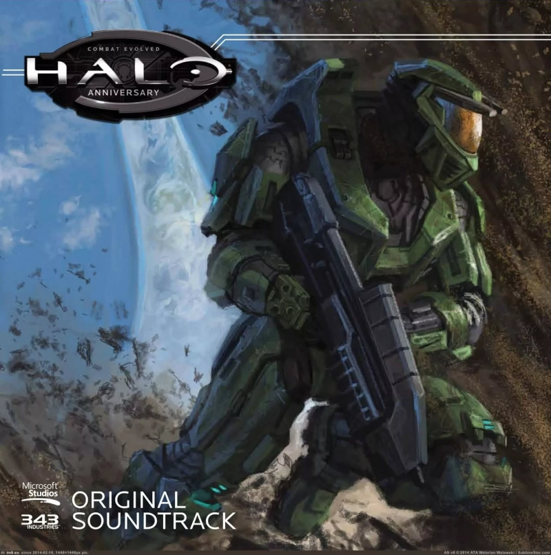 Martin O'Donnell - Halo Halo Combat Evolved