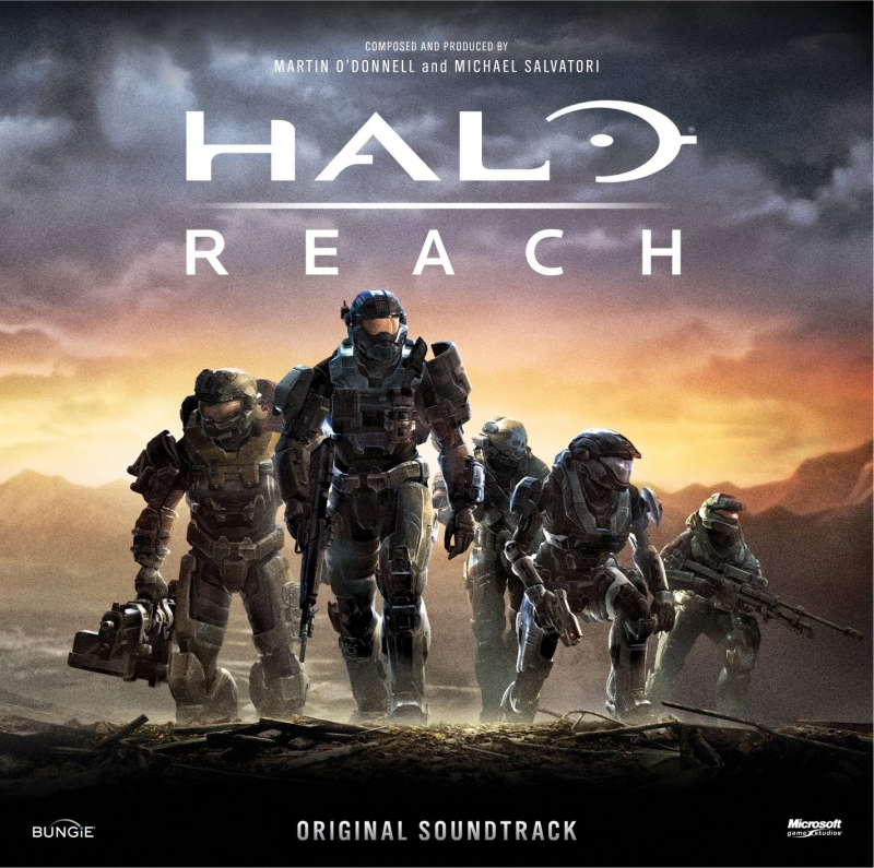 Martin O'Donnell - Lone Wolf Halo Reach OST