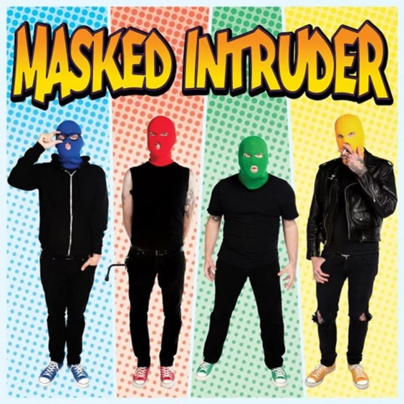 Masked Intruder - 25 To Life