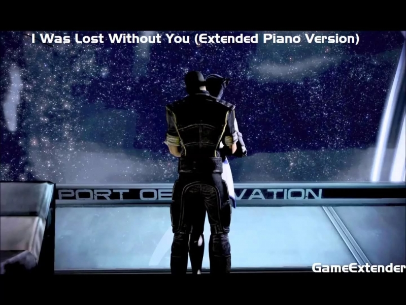 Mass Effect 3 - I Was Lost Without You [Extended Version]