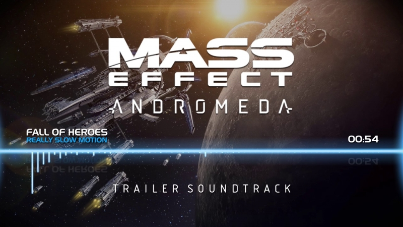 Mass Effect Andromeda - Andromeda Initiative Soundtrack EurocorpFx Remake