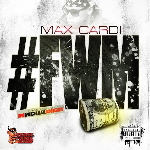 Max Cardi Feat. Milli Mak & Deemo The Rebel - They Lurkin' [Prod. By Michael Knight]