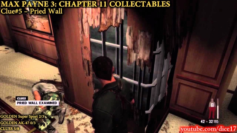 Max Payne 3 - Chapter 11