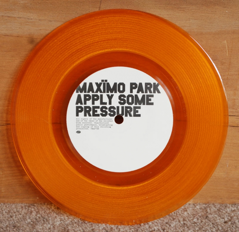 Maximo Park - Apply Some PressureOST SSX On Tour