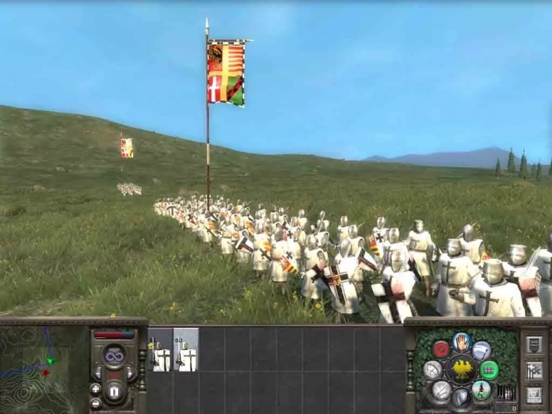 Medieval 2 Total War - Teutonic Battle