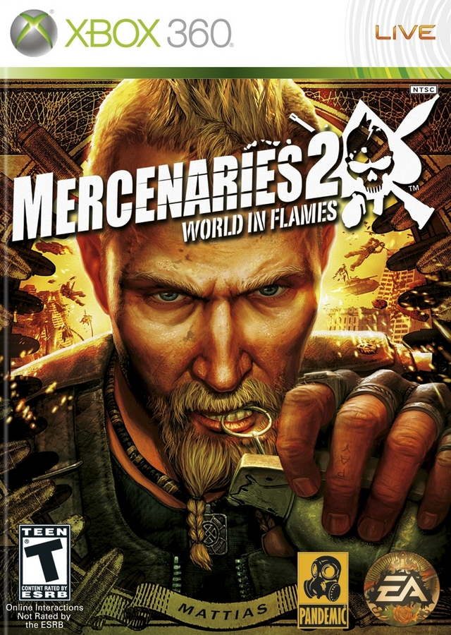 Mercenaries 2 World In Flames Soundtrack - Freedom Fighter Free-For-All 1080p - YouTube