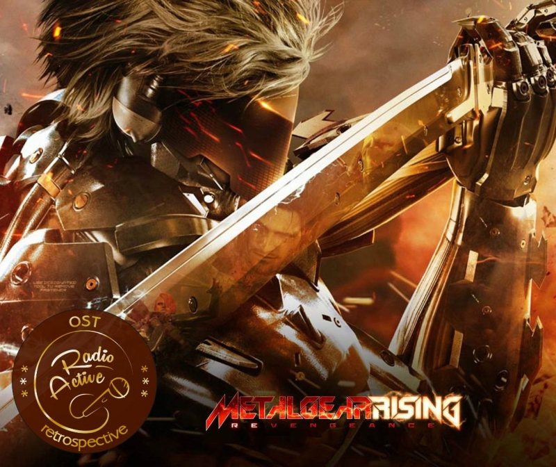 Metal Gear Rising Revengeance OST - Red Sun Sundowner theme