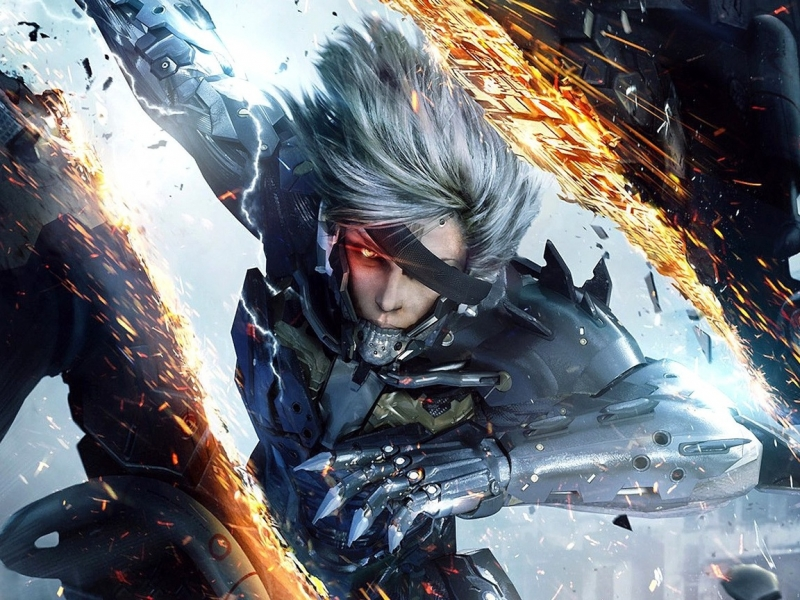 metal gear rising revengeance - the hon wind blowing