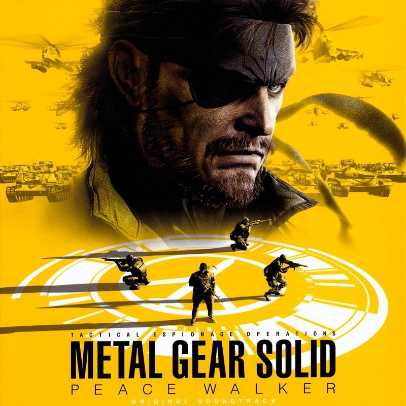 Metal Gear Solid 5 - OST Peace Walker