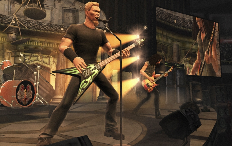 Metallica (Guitar Hero World Tour / GH Metallica) - One