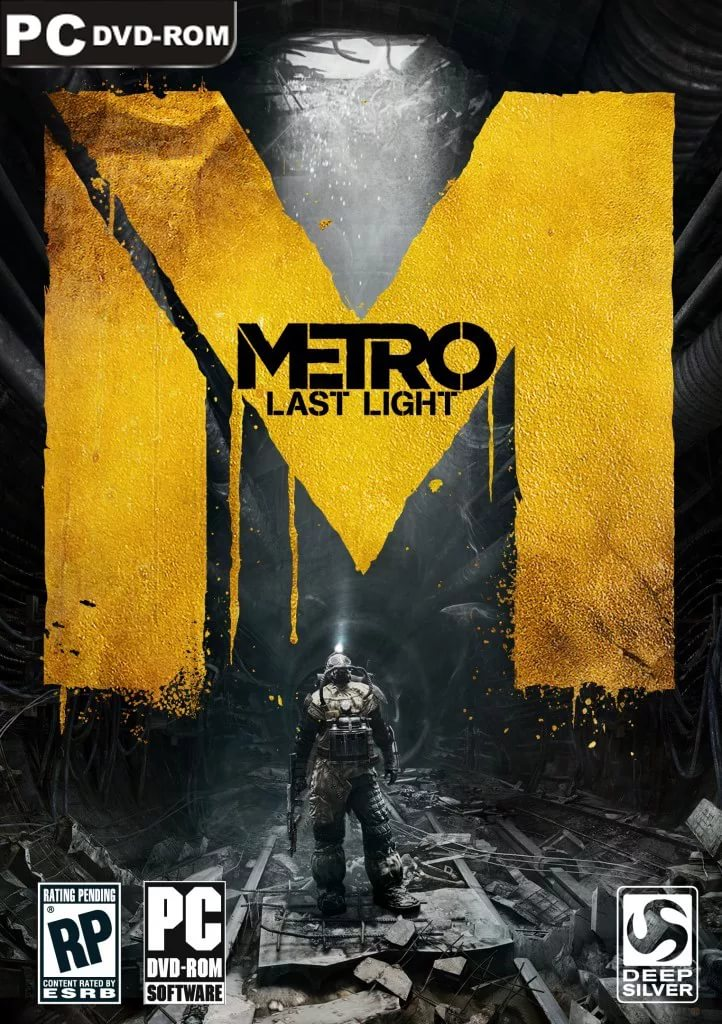 Метро LL - OST-Metro Last Light