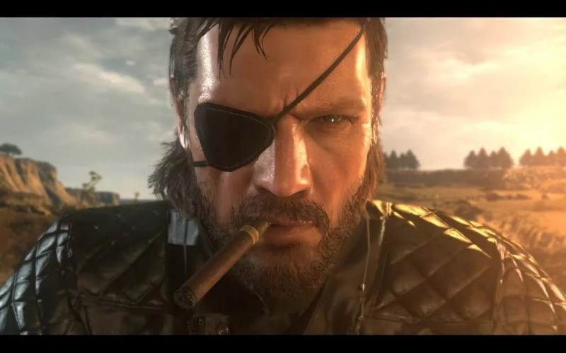 MGS V The Phantom Pain - Boss's Theme