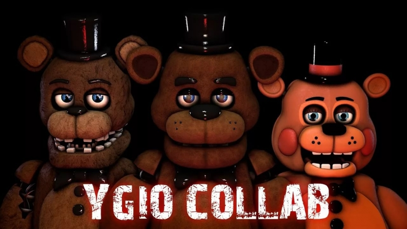 MiatriSs - Y.G.I.O. - [Game Over] - Original Five Nights at Freddy's Song