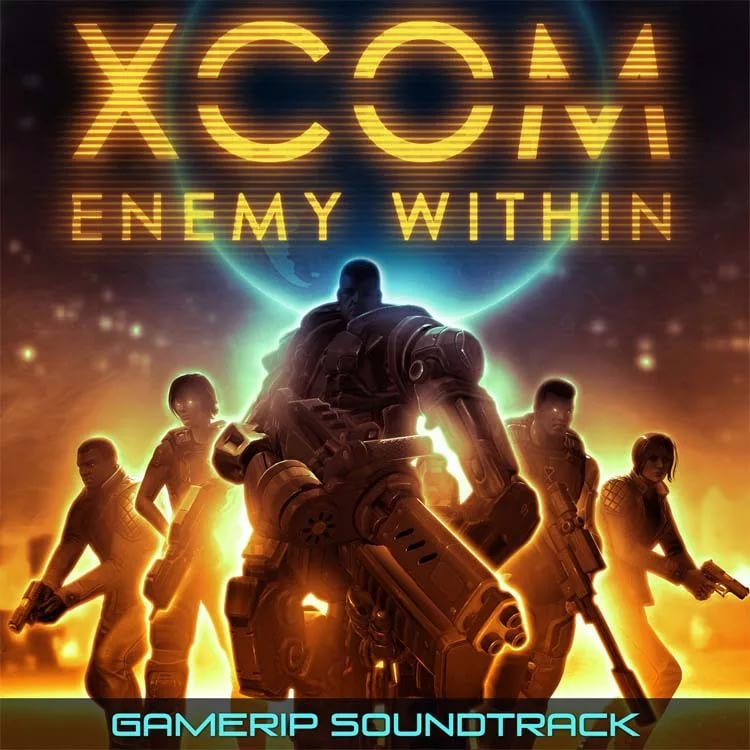 Michael McCann - Combat Music 4 XCOM Enemy Within OST
