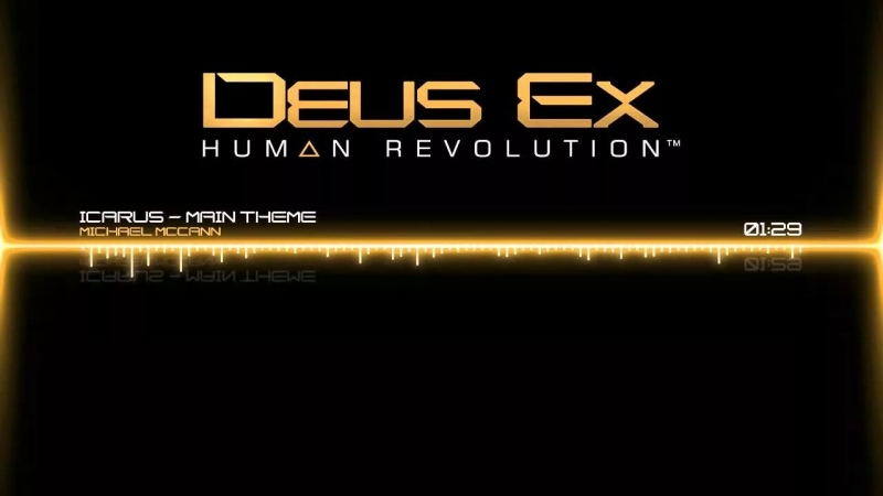 Michael McCann - Deus Ex Human Revolution Soundtrack Full