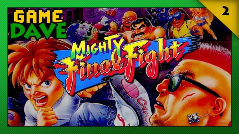 Mighty Final Fight - All tracks