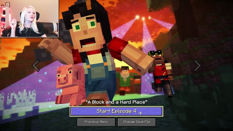 Minecraft  Block Story - A Block Story and a Hard Place