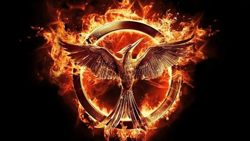 "Mockingjay by Suzanne Collins - The Hanging Tree ВИСЕЛИЦА ""Голодные игры"""