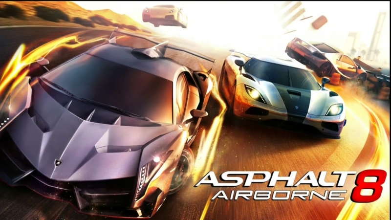 MONSTA - Holdin' On OST Asphalt 8_ Airborne