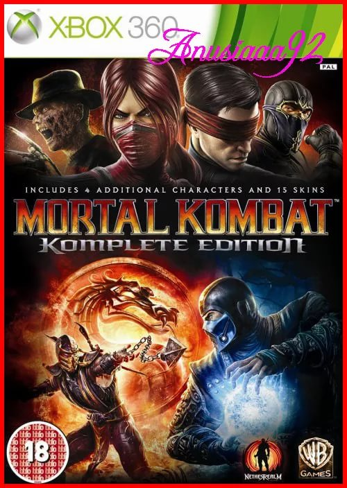 Mortal Kombat Komplete Edition - The Streets