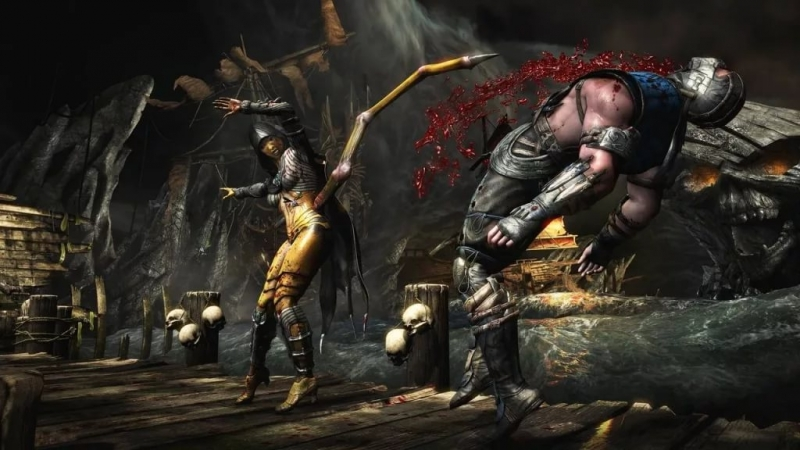 Mortal Kombat X OST - The Kove