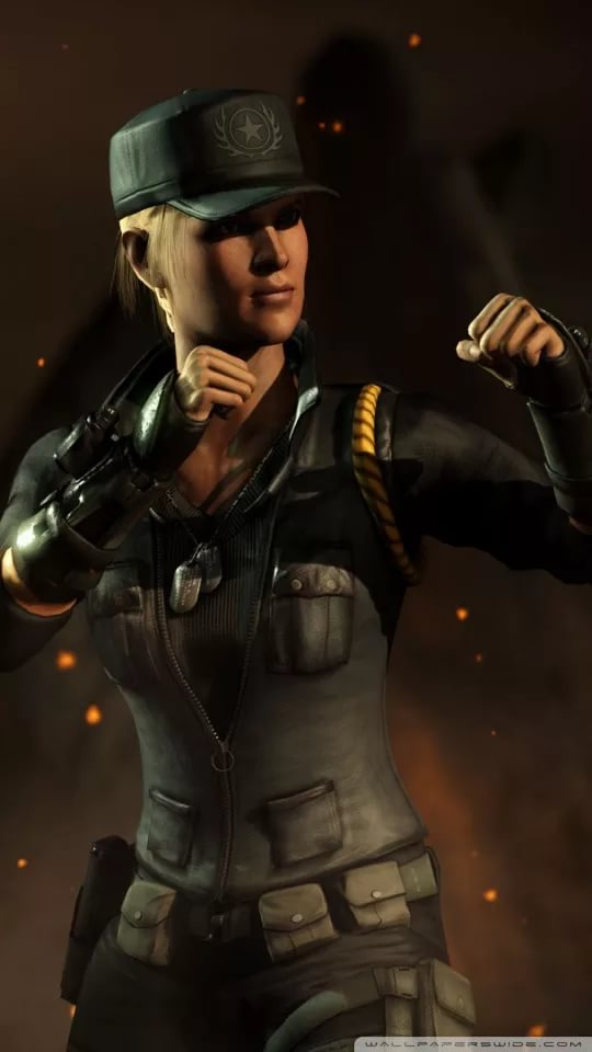 Mortal Kombat X - Sonya Blade Demolition (Theme)