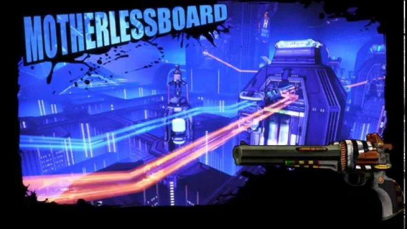 Borderlands The Pre-Sequel Claptastic Voyage - Motherlessboard Battle Theme